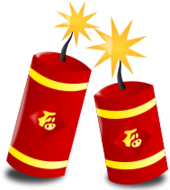 worldlabel,chinese new year,firework,event,holiday,occasion,icon,color
