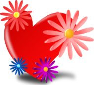 worldlabel,mother day,mother,heart,flower,event,holiday,occasion,icon,color