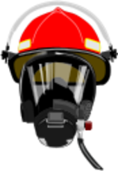 helmet,mask,fire,fireman,firefighter,defense,respirator,inhaler,breather