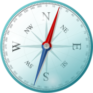compass,north,south,west,east,brujula
