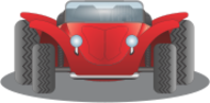 sand buggy,car,vehicle,beach,sand,adventure,vacation,holiday,fun,cartoon