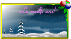 la multi ani,greeting card,ovideva