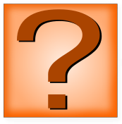 question mark,question,mark,orange,button,square