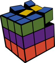 rubik,cube,puzzle,toy,game,3d,3d