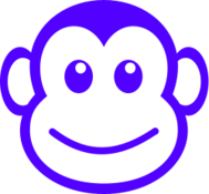 funny,face,monkey,singe,animal,mammal,cartoon,shape,outline,path.,tête