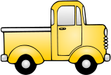 truck,car,vehicle,automobile,cartoon