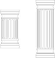 column,marble,roman,greek,support,cleanup