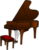 piano,music,musician,instrument,note,keyboard,wood,classical