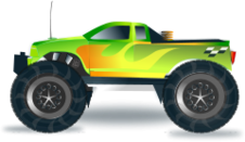 monster truck,pick up truck modified,motocross,car eating,mud bogging,mot sport,truck racing,racing,automotive,automobile,public domain motor sport,mot sport,public domain motor sport