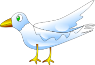 bird,animal,nature,fly,inkscape