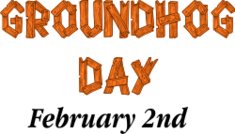groundhog,day,february,two,second,2,2nd,ground,hog,wood,png,svg,media,clip art,how i did it,public domain