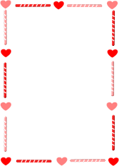 heart,candy,love,valentine,border