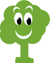 green tree,green tree,clip art,svg