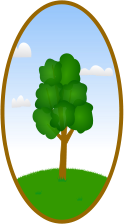 tree,oval,sticker,landscape,icon,nature,green,image,clip art,png,vector,svg
