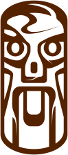 tiki,face,stylised,weird,tribal,tiki,face,stylised,weird,tribal