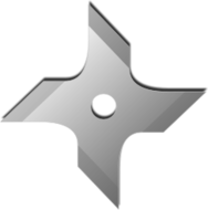 shuriken,ninja,star,japan,weapon