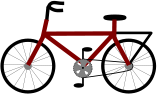 bicycle,cykel,wheel,red,cycling,sport,bike