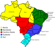 map,brasil,brazil,geography,state,region