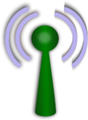wifi,icon,fancy,computer,network,window,linux,laptop,wireless,internet,color,openclipart