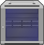 network,computer,networking,rack,cat5,cabling