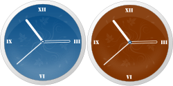 clock,time,watch,second,minute,hour,glossy,artistic,openclipart,clock,svg,png