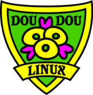 doudoulinux,logo,linux,software,doudou,kid,child,learning,branding,kid,child