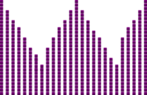 music,spectrum,visual effect,song,player,clipart,svg,png