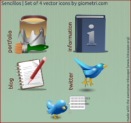 web icon,vector icon,portfolio icon,information icon,blog icon,twitter icon,web icon,vector icon