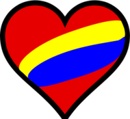 amor colombia,love colombia