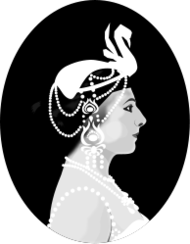mata hari,spy,portrait,famous-people,h 21,mata hari,spy,portrait,h 21