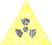 radioactive,waste,sign,danger,warning,yellow,black,hazard,hazardous,material,poison,triangle