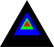 regular,triangle,discovery