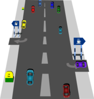road,illustration,highway,car,distance,km,turn,traffic,rule,speed,mileage,hotel,vehicle,two way,road,rule,clipart,svg,png