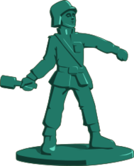 toy,play,soldier,military,army,weapon,grenade,plastic
