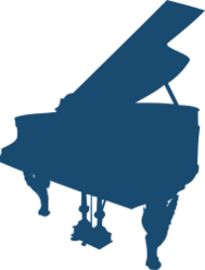 silhouette,piano,music,instrument