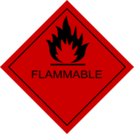 flamme,inflammable,signe,danger,incendie