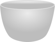 bowl,dish,food,china,plain,grey