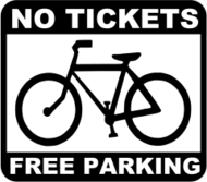 bike,no,ticket,parking,car,bicycle,ticket,free