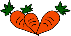 zanahoria,carrot,vegetal,vegetable,alimento,food