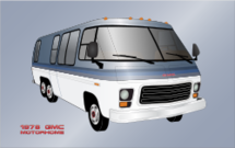 motorhome,gmc,1978,camp,motorhome,gmc,camp
