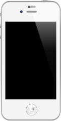 iphone 4,white,phone,cell phon,iphone 4,cell phon,media,clip art,png,svg,how i did it,public domain