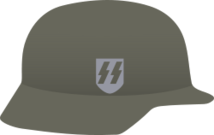 nazi,fascist,helmet,pot,casque,armor,army