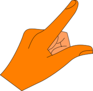 hand,finger,drakoon,show,point to