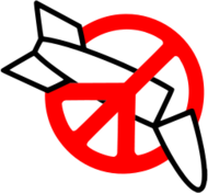 peace,war,no,against,rocket,imperialism