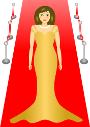 dress,gown,red carpet,award show,celebrity,actress,model,beauty,woman,gold