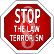 freedom,law,terrorism,sign,stop