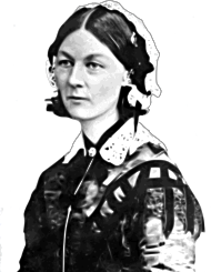 Florence nightingale clip arts free clipart for Florence nightingale lamp template