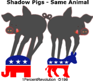 198,revolution,shadow,same,animal,both,pig,return,no,party,system,politics,government,republican,democrat