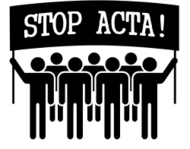 stop,acta,censorship,internet,freedom,sign,democracy,politics