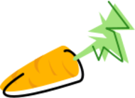 cartoon,carrot,vegetable,food